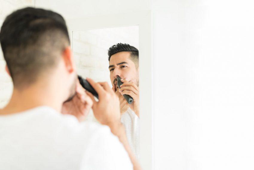 鼻毛処理はどこまでするべき?頻度・長さなどの方法をチェック